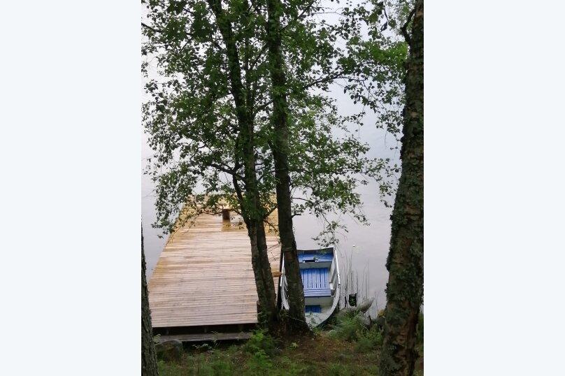 Дом, 50 кв.м. на 4 человека, 2 спальни, Дачная, 15, Лахденпохья - Фотография 22