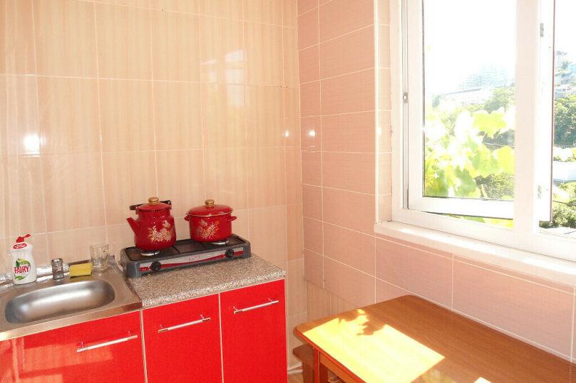 2-комн. квартира, 45 кв.м. на 4 человека, Пионерская улица, 47, Сочи - Фотография 6