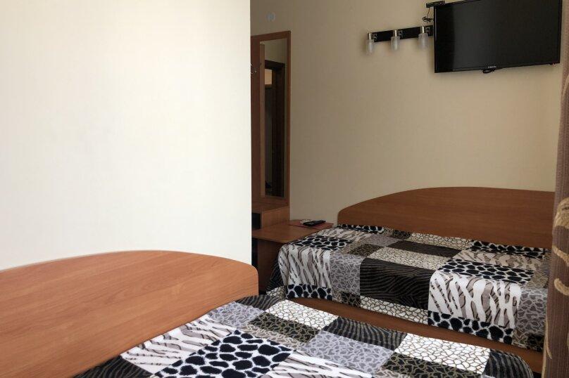 Двухместный (одна из кроватей 1,2м), Красногвардейская улица, 59, Геленджик - Фотография 1