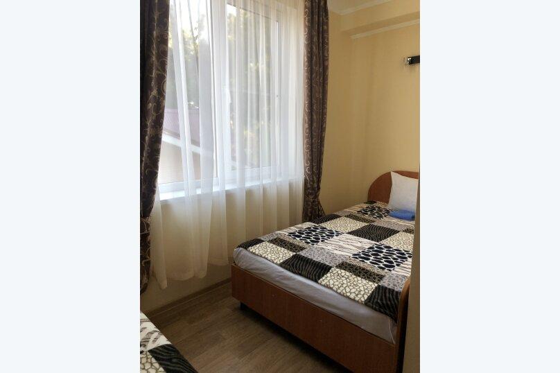 Двухместный (одна из кроватей 1,2м), Красногвардейская улица, 59, Геленджик - Фотография 6