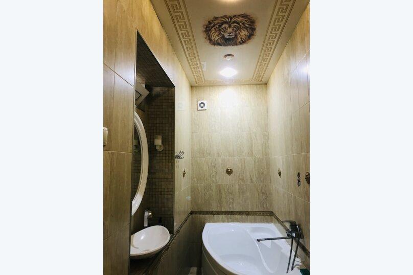 Дом, 55 кв.м. на 5 человек, 2 спальни, Ленинградская улица, 41/1, Дагомыс - Фотография 57