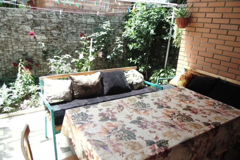 Дом, 60 кв.м. на 6 человек, 3 спальни, улица Калинина, 208, Ейск - Фотография 5