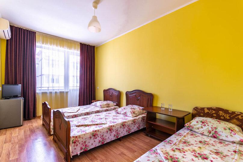 Стандартный трехместный номер, Приморская улица, 24, Лермонтово - Фотография 1