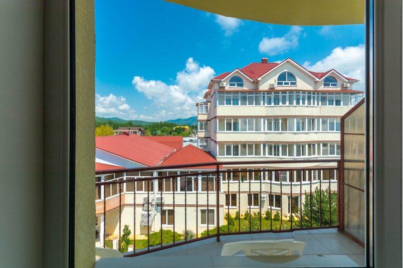 Четырёхместный номер с балконом, Приморская улица, 24, Лермонтово - Фотография 6