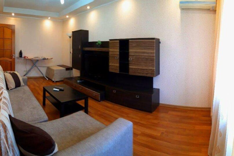 2-комн. квартира, 60 кв.м. на 4 человека, Партизанская улица, 14, Лазаревское - Фотография 2