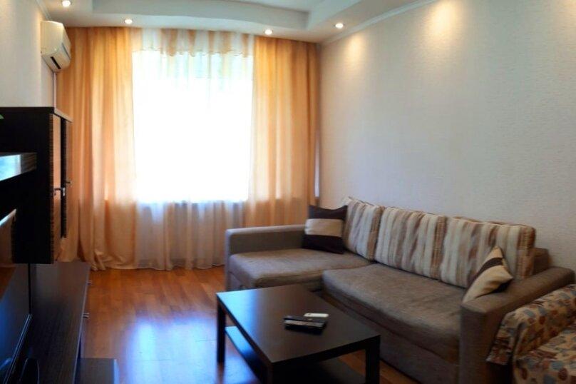 2-комн. квартира, 60 кв.м. на 4 человека, Партизанская улица, 14, Лазаревское - Фотография 3