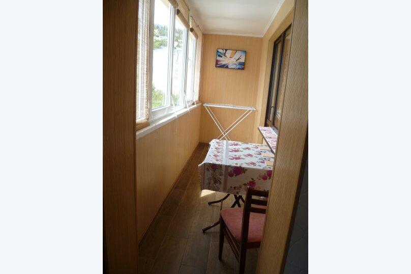 2-комн. квартира, 55 кв.м. на 4 человека, Южная, 44, Кореиз - Фотография 15