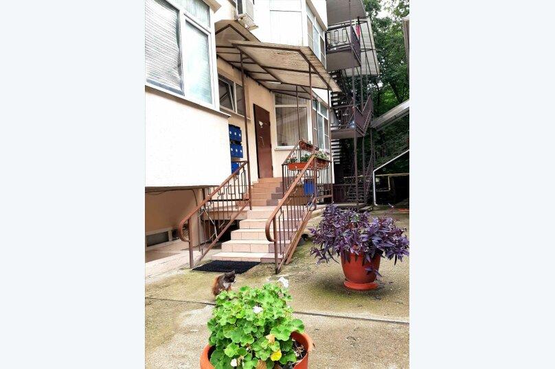 1-комн. квартира, 25 кв.м. на 3 человека, улица Кириченко, 7, Туапсе - Фотография 4
