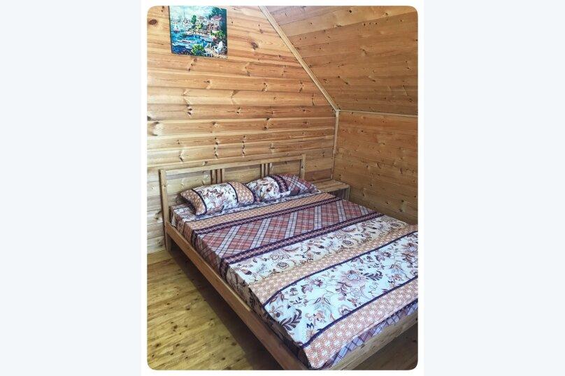 Коттедж Лазурный, 96 кв.м. на 9 человек, 3 спальни, Прибрежная улица, 75, Голубицкая - Фотография 16