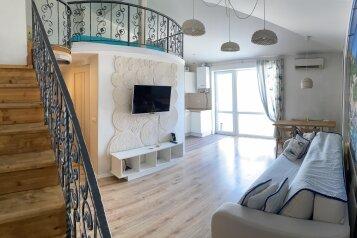 1-комн. квартира, 34 кв.м. на 3 человека, Чкалова, 11а, Ялта - Фотография 1