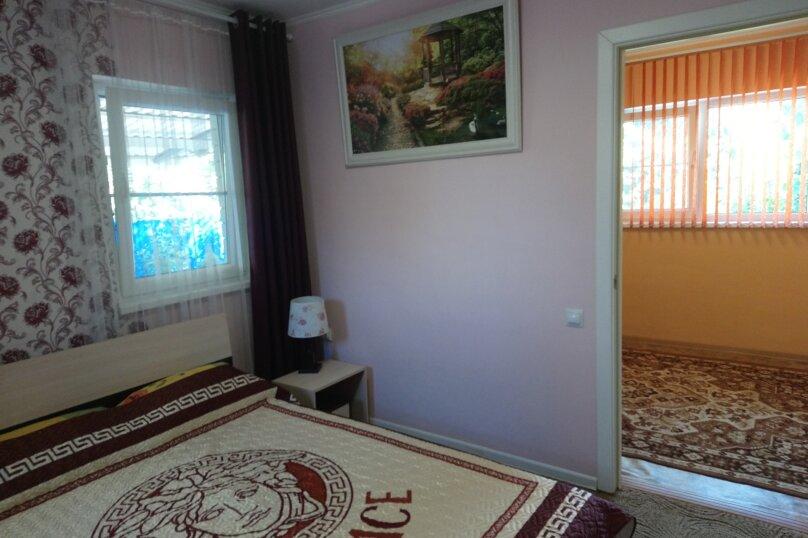 Дом с зоной отдыха, 36 кв.м. на 4 человека, 2 спальни, Кропоткина, 39, Ейск - Фотография 24