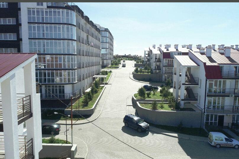 1-комн. квартира, 25 кв.м. на 2 человека, м. Фиолент, Фиолентовское шоссе, 134к3, Севастополь - Фотография 18