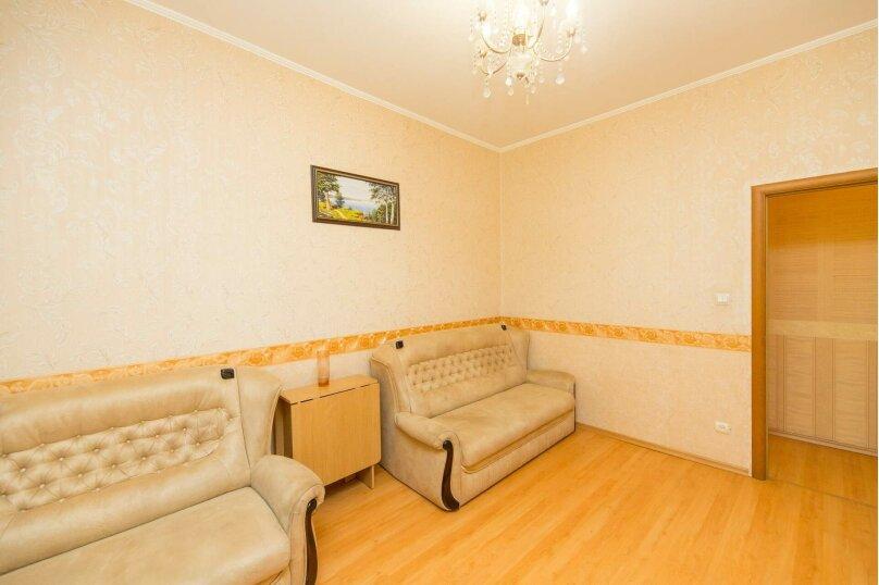 2-комн. квартира, 50 кв.м. на 6 человек, улица Мичурина, 7, Севастополь - Фотография 4