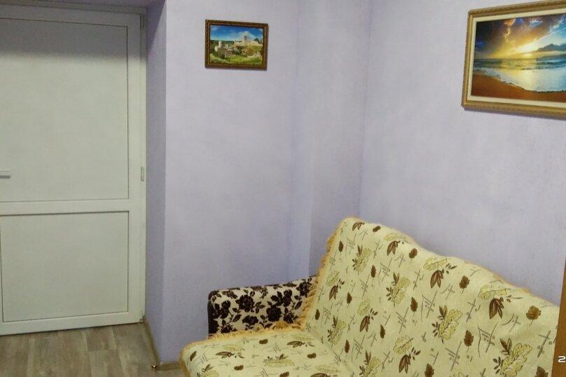2-комн. квартира, 25 кв.м. на 4 человека, переулок 30 стрелковой дивизии, 1 кв 10, Феодосия - Фотография 9