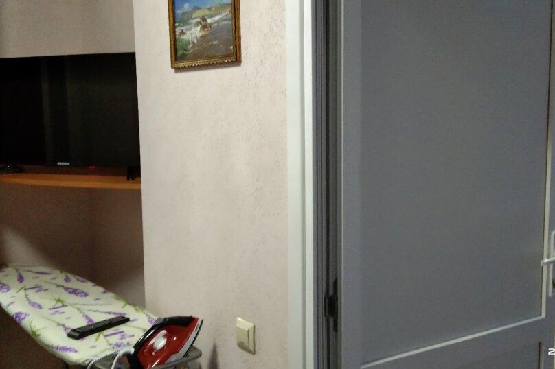 2-комн. квартира, 25 кв.м. на 4 человека, переулок 30 стрелковой дивизии, 1 кв 10, Феодосия - Фотография 11