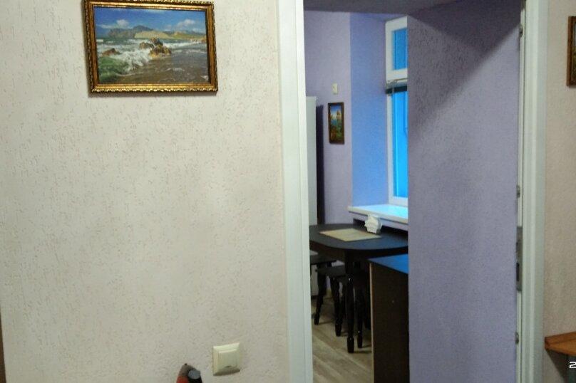 2-комн. квартира, 25 кв.м. на 4 человека, переулок 30 стрелковой дивизии, 1 кв 10, Феодосия - Фотография 12
