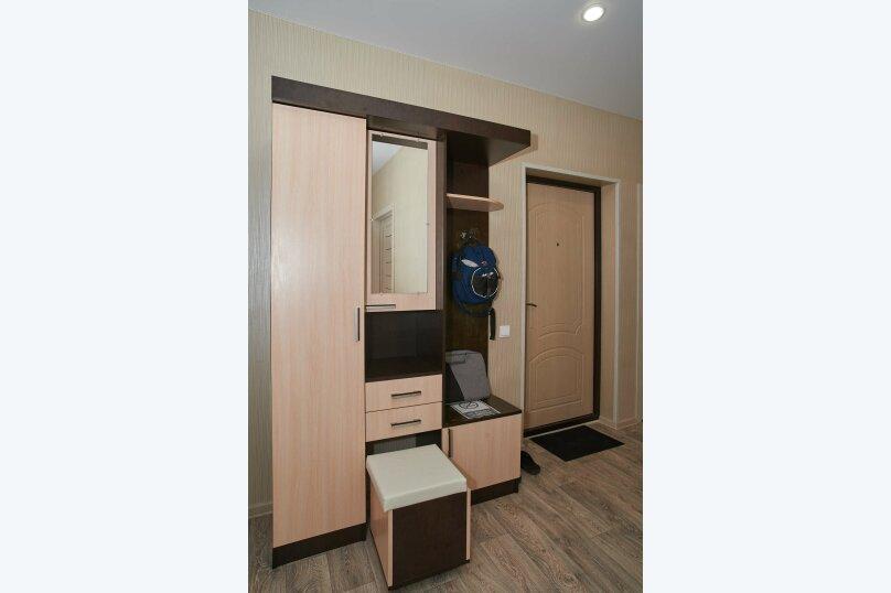 1-комн. квартира, 42 кв.м. на 4 человека, улица Строителей, 2, Тула - Фотография 9