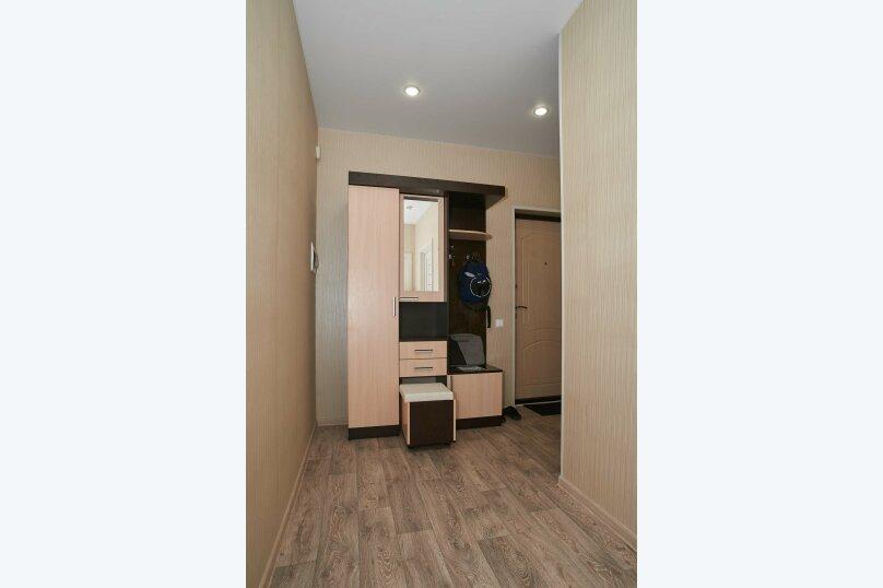1-комн. квартира, 42 кв.м. на 4 человека, улица Строителей, 2, Тула - Фотография 10