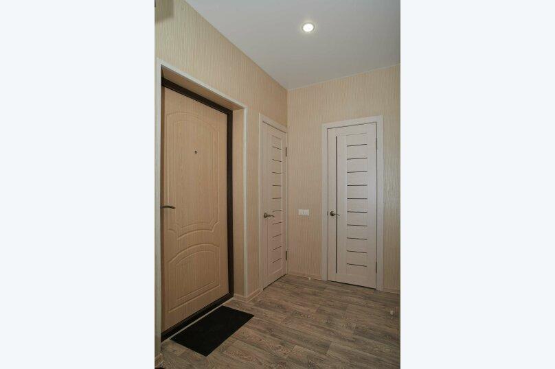 1-комн. квартира, 42 кв.м. на 4 человека, улица Строителей, 2, Тула - Фотография 14