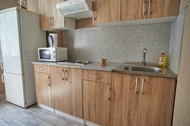 1-комн. квартира, 42 кв.м. на 4 человека, улица Строителей, 2, Тула - Фотография 18