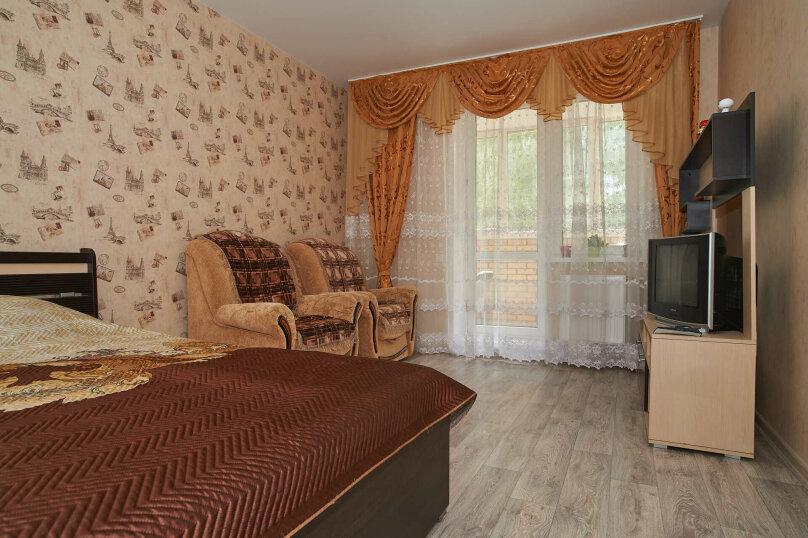 1-комн. квартира, 42 кв.м. на 4 человека, улица Строителей, 2, Тула - Фотография 19