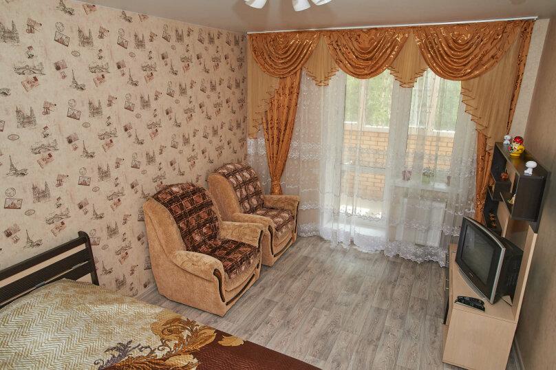 1-комн. квартира, 42 кв.м. на 4 человека, улица Строителей, 2, Тула - Фотография 22