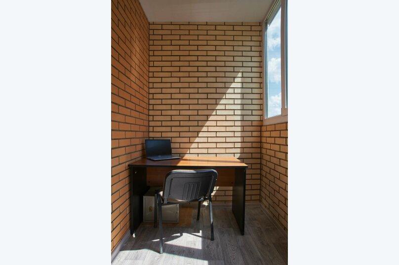 1-комн. квартира, 42 кв.м. на 4 человека, улица Строителей, 2, Тула - Фотография 30