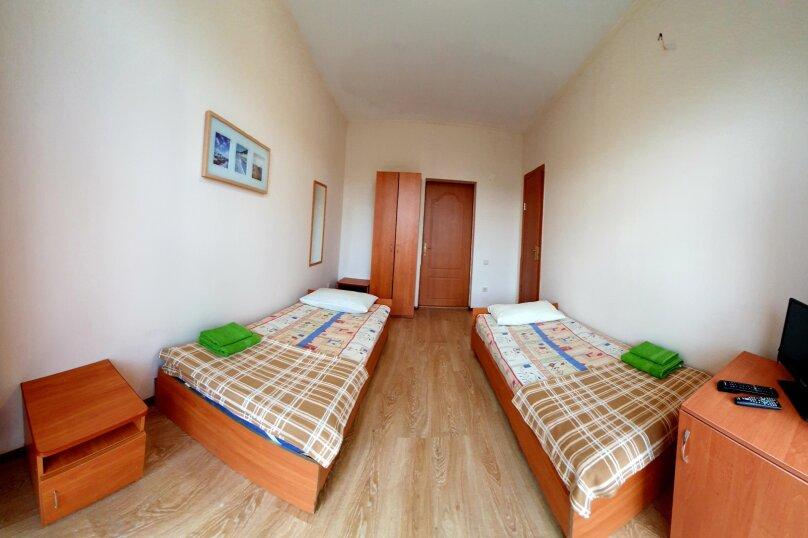 2х местный с раздельными кроватями , Рекордная улица, 10, село Сукко - Фотография 5