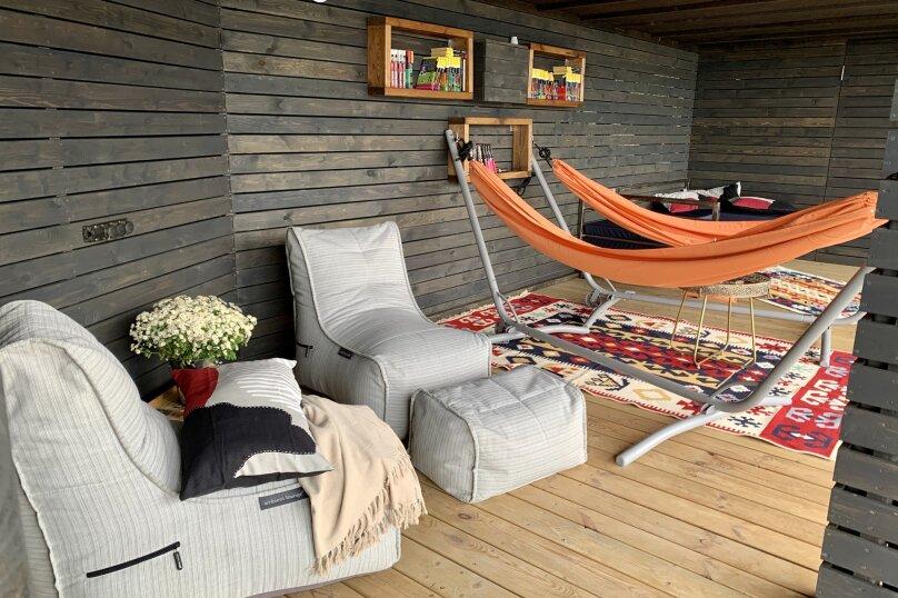 Дом у моря Крым Алушта, 100 кв.м. на 6 человек, 3 спальни, переулок Курортный, 18, Алушта - Фотография 31
