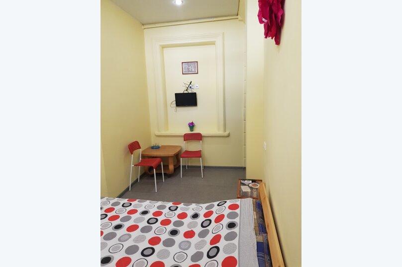 Двухместный с душем и туалетом, улица Шевченко, 14, Геленджик - Фотография 9