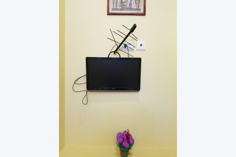 Двухместный с душем и туалетом, улица Шевченко, 14, Геленджик - Фотография 14