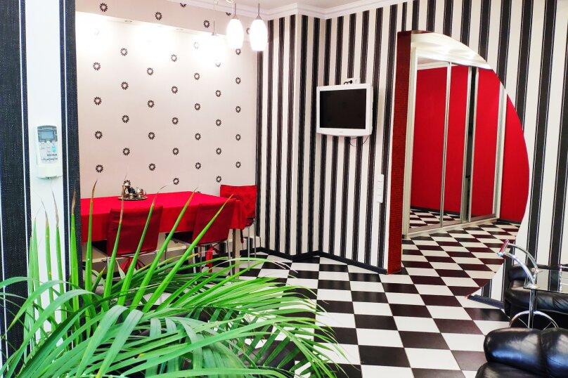 2-комн. квартира, 72 кв.м. на 4 человека, улица Исмаила Гаспринского, 5, Симферополь - Фотография 13