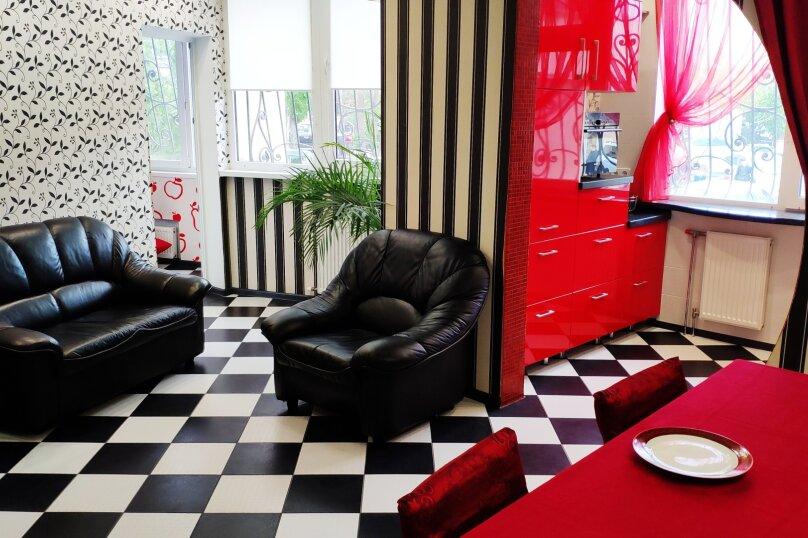2-комн. квартира, 72 кв.м. на 4 человека, улица Исмаила Гаспринского, 5, Симферополь - Фотография 16