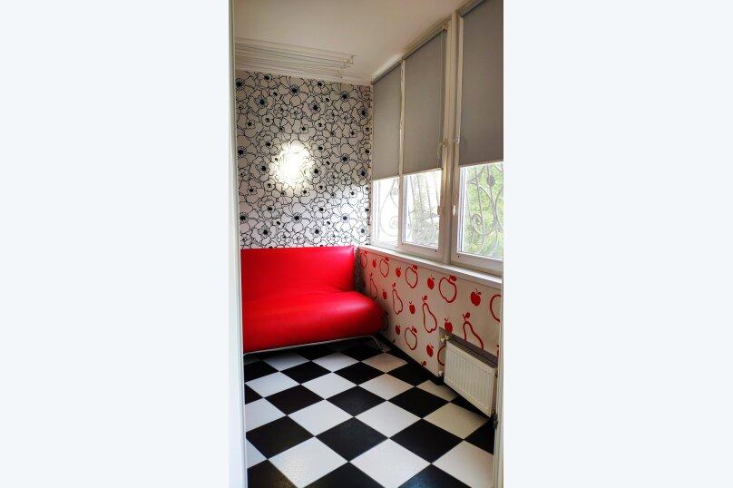 2-комн. квартира, 72 кв.м. на 4 человека, улица Исмаила Гаспринского, 5, Симферополь - Фотография 20