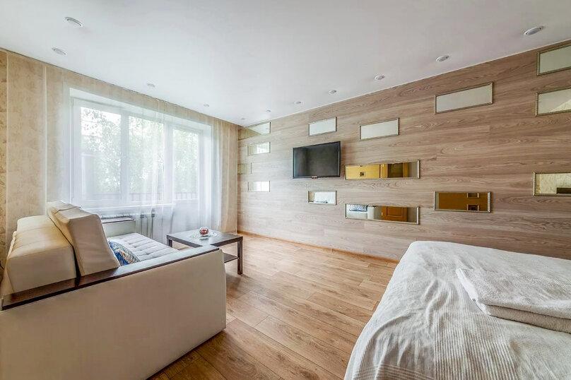 1-комн. квартира, 40 кв.м. на 3 человека, Сиреневый бульвар, 27к1, Москва - Фотография 3