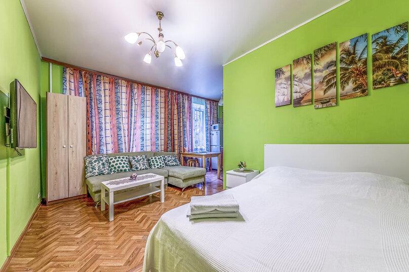1-комн. квартира, 40 кв.м. на 3 человека, Фортунатовская улица, 19, Москва - Фотография 2