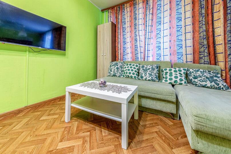 1-комн. квартира, 40 кв.м. на 3 человека, Фортунатовская улица, 19, Москва - Фотография 3