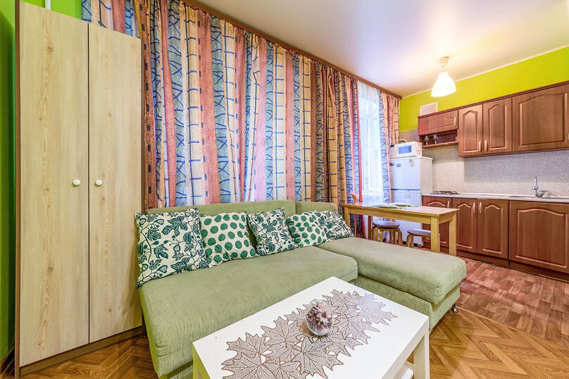 1-комн. квартира, 40 кв.м. на 3 человека, Фортунатовская улица, 19, Москва - Фотография 4