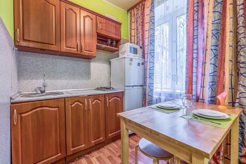 1-комн. квартира, 40 кв.м. на 3 человека, Фортунатовская улица, 19, Москва - Фотография 5