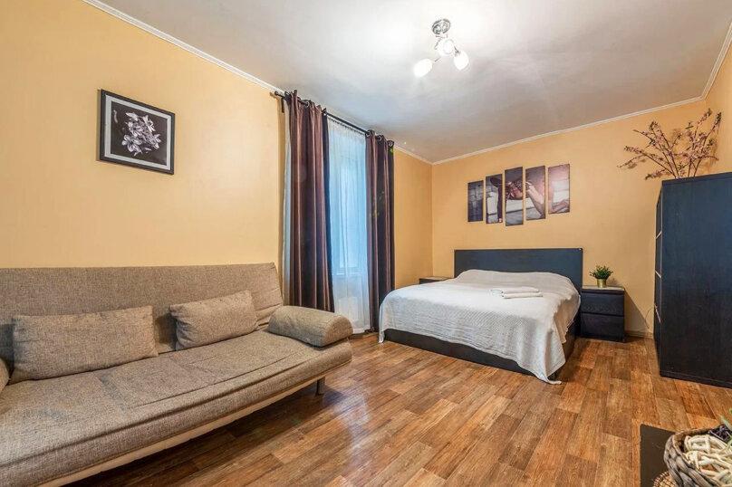 1-комн. квартира, 42 кв.м. на 3 человека, Волгоградский проспект, 131к1, Москва - Фотография 3