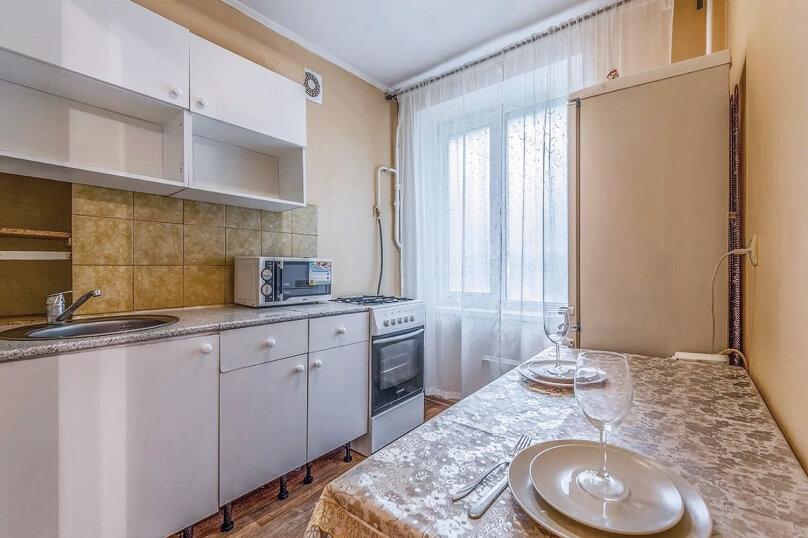 1-комн. квартира, 42 кв.м. на 3 человека, Волгоградский проспект, 131к1, Москва - Фотография 6