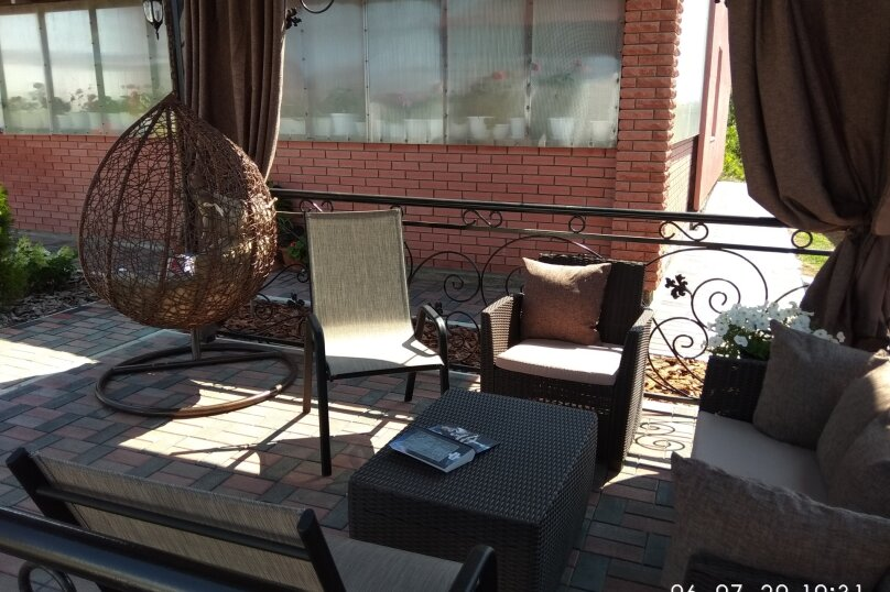Дом, 56 кв.м. на 6 человек, 2 спальни, улица А. Абдиннановой, 35, Межводное - Фотография 31