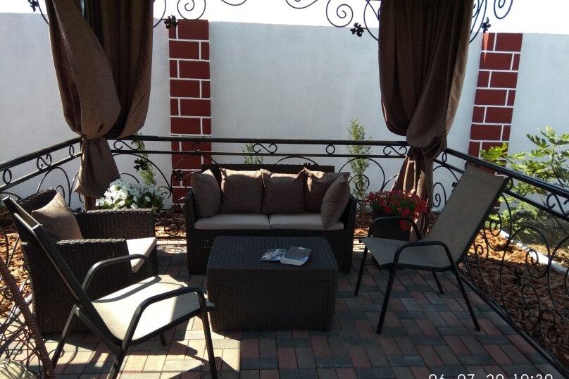 Дом, 56 кв.м. на 6 человек, 2 спальни, улица А. Абдиннановой, 35, Межводное - Фотография 32