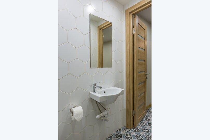 1-комн. квартира, 12 кв.м. на 2 человека, мкр Дзержинец, 9, Пушкино - Фотография 18