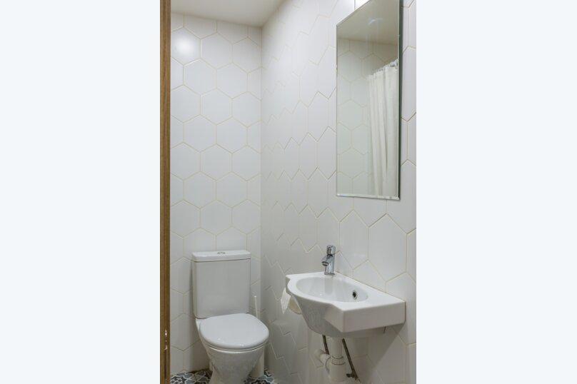 1-комн. квартира, 12 кв.м. на 2 человека, мкр Дзержинец, 9, Пушкино - Фотография 19