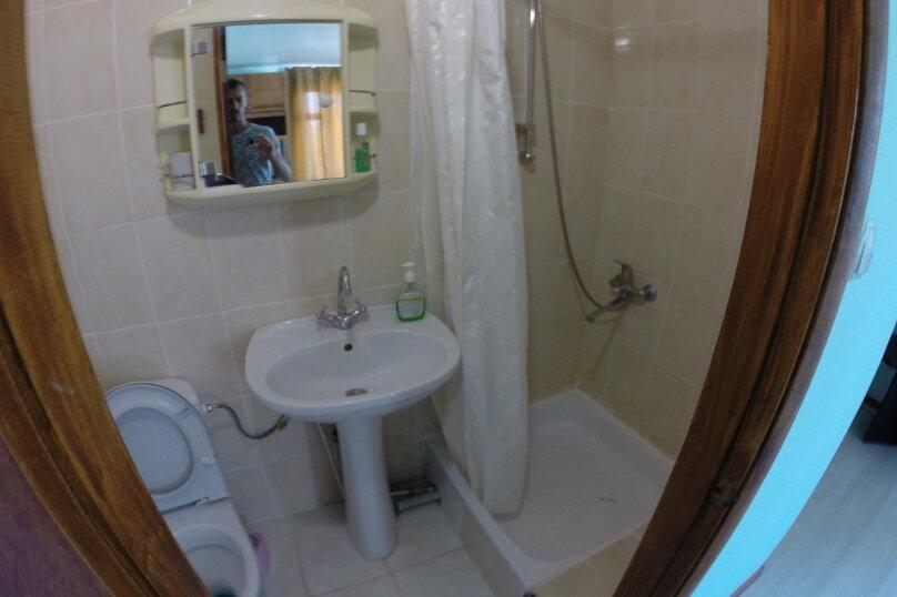 трехместный номер с собственной ванной комнатой вне номера, Электрон-2, 163, мыс Фиолент, Севастополь - Фотография 1
