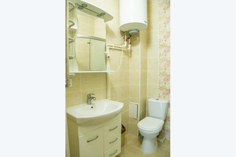 1-комн. квартира, 42 кв.м. на 3 человека, Новороссийская улица, 19, Геленджик - Фотография 14