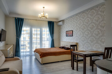 """Апарт-отель """"Океан"""", Морской спуск, 5 на 4 комнаты - Фотография 1"""