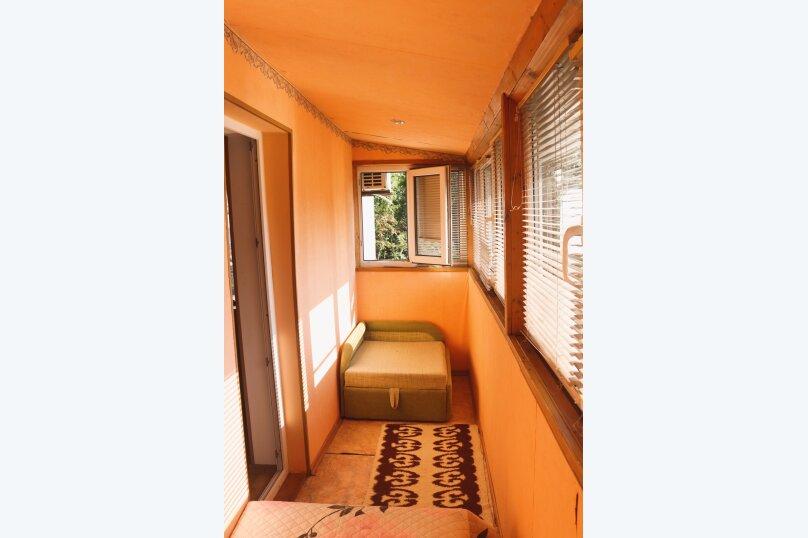 1-комн. квартира, 60 кв.м. на 5 человек, улица Баранова, 6, Симеиз - Фотография 14