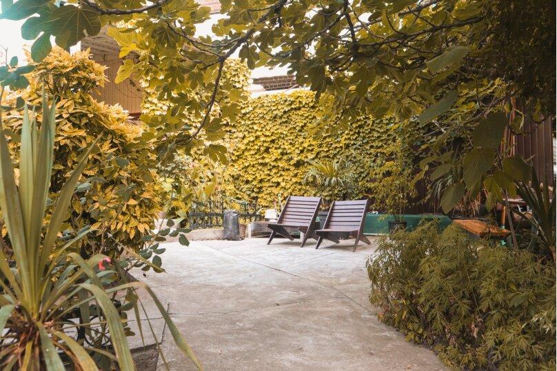 1-комн. квартира, 60 кв.м. на 5 человек, улица Баранова, 6, Симеиз - Фотография 20